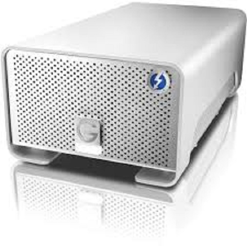 G-Technology - G-RAID 8TB Dual Thunderbolt Ports for Powerful Data Transfer