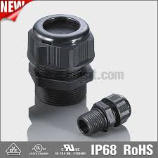 New designed Mechanical Silicon Rubber Cable Glands with Watertight function Used as Electrical Wire Accessories