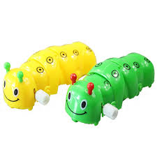 New Promotion Toys Wind Up Mini Worm