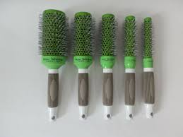 High quality ceramic ionic hair brush hair salon equipment for sale