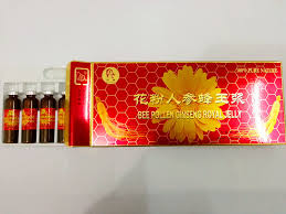 Honey Products--Bee Pollen Ginseng Royal Jelly