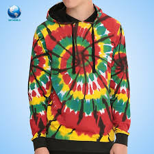 2015 Unique style Custom 3D print hooded sweatshirts