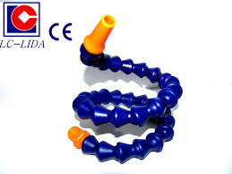 adjustable 1/4 coolant hose