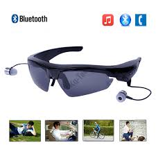 2015 best selling Bluetooth 4.0 Sunglasses Glasses Sports Stereo Headphone