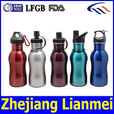 Water Bottles Drinkware Type and CE