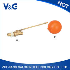 Wholesale Chinese Brass Water Tank Float Ball Valve