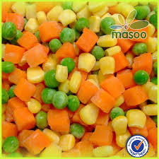 Selling canned green peas with carrot with best quality