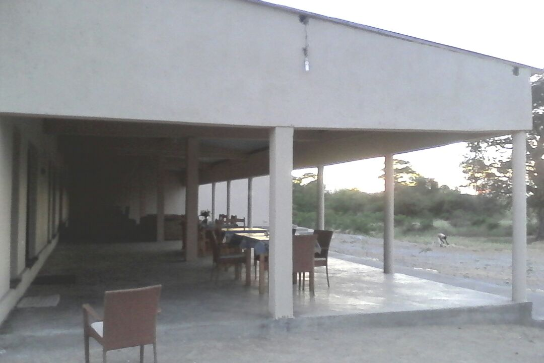 restaurant and bar