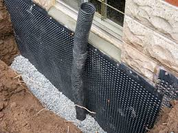 waterproofing materials for walls